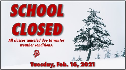SCHOOL CLOSED