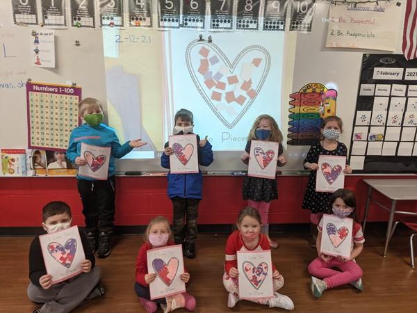 Amity Weekly Minute Photo Gallery- Week of February 8